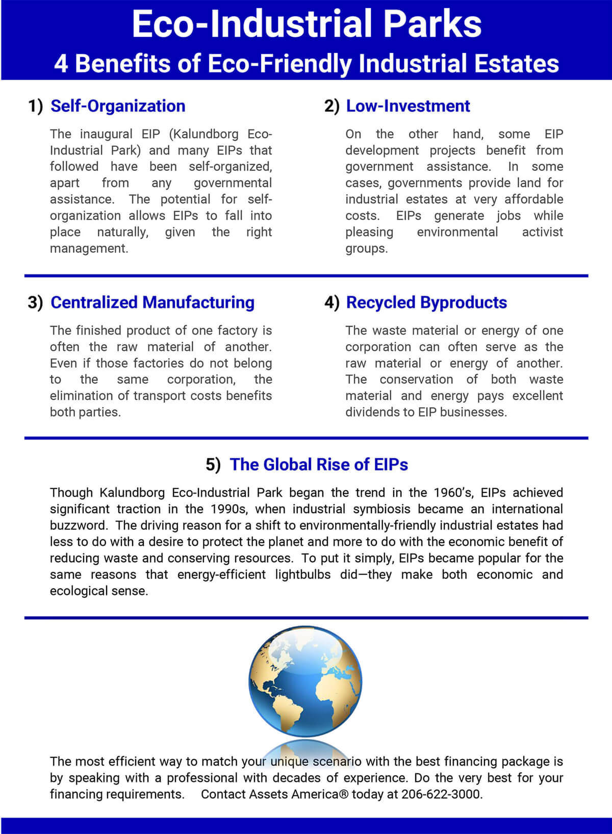 Industrial Park - Infographic