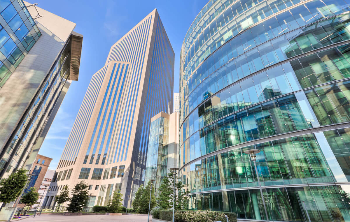 Office Building Loans provide capital for mixed use buildings